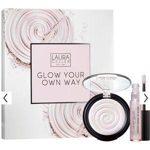 Laura Geller Glow Your Own Way 2-Piece Makeup Kit